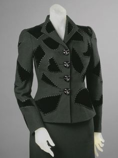 Jacket  Elsa Schiaparelli, 1939  The Philadelphia Museum of Art