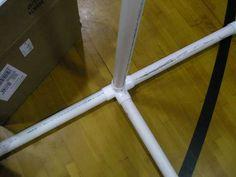 PVC stage backdrop or room divider