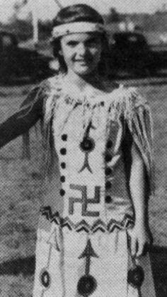 jackie bouvier kennedy onassis as a little girl - little indian.jpg