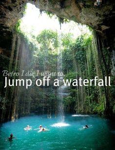 water, swimming pools, heaven, mexico, swimming holes, natural pools, cave, place, riviera maya