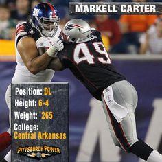 Markell Carter - DL