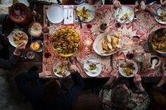 The Last Supper Melia Marden, chef