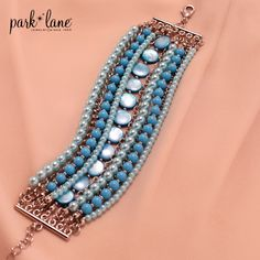 Blue beauty #parklanejewelry #fashion #spring2014