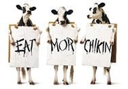 Chick-Fil-A-my favorite commercial