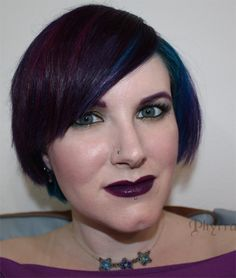 BftE, Sugarpill & OCC Sweet Sassafras Look. Click through to see more.