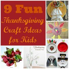 9 Fun Thanksgiving C