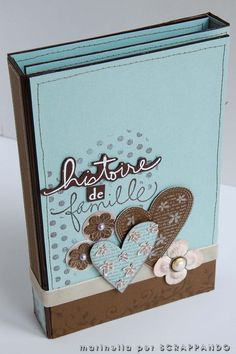 mini album with tutorial