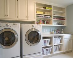 Laundry Room Design, Pictures, Remodel, Decor and Ideas - page 15