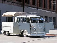65 VW Double Cab.