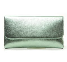 large lido metalic deer clutch by atelier marchal