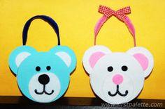 Teddy Bear Tote craft