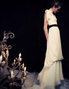 .vintage gown.