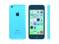 iPhone 5s blue color