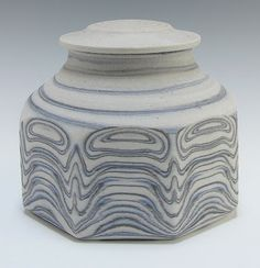 PHOENIX: #2 Working with colored clays: AGATEWARE - NERIAGE