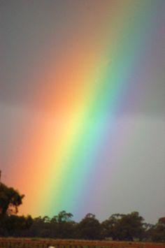 Rainbow in Hayes