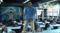 The Ron Clark Academy - Problems Up Math Song, via YouTube.