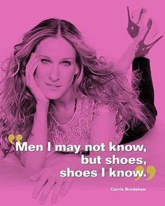 #Carrie Bradshaw, Sex and the city