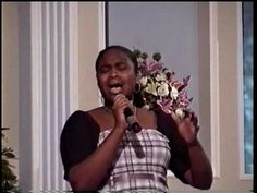 13 yr. old Anointed Gospel Singer Joy Johnson