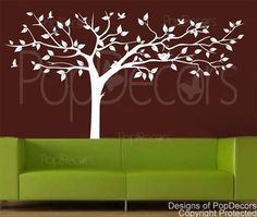 Good promotionSuper Big Tree133inch W Nursery Wall  by popdecors, $78.00