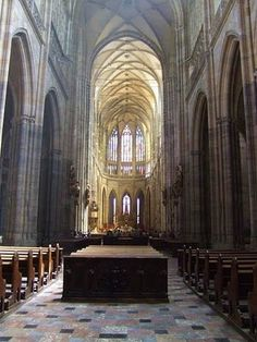 St. Vitus Cathedral | Best places in the World