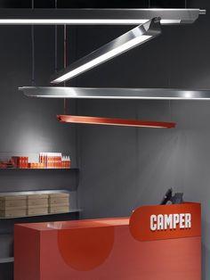 Camper Store by Note Design Studio