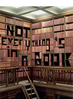 Not everything is in a book