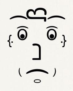codesign, letter, font, comics, caricatures, comic san, typefac, typographi, face drawn