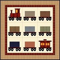 train pattern with templates.