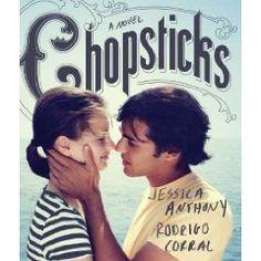 Chopsticks by Jessica Anthony 2012