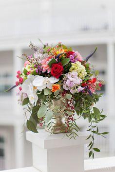 Vibrant Floral Arrangement