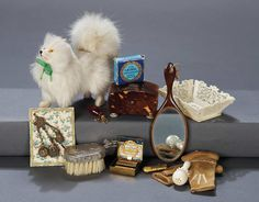Doll accessories View Catalog Item - Theriault's Antique Doll Auctions