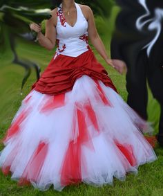 vera wang robe de mariée rouge  robe de mariée  Pinterest