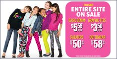 Friends and Family Event! 30% off EVERYTHING http://www.cyber-week.com/coupon/the-childrens-place-friends-family-coupon/