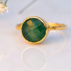 Really drawn to Emeralds...J & C's birthstone.