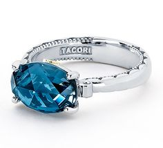I heart this ring from TACORI! Style no: SR13933