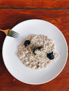 Risotto al Bluedesse