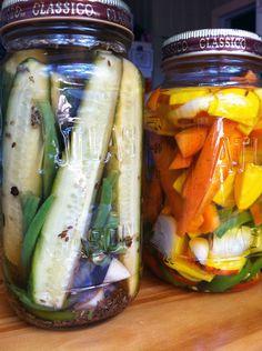 Fridge pickles101 - Hip Girl's Guide to Homemaking - Living thoughtfully in the modern world