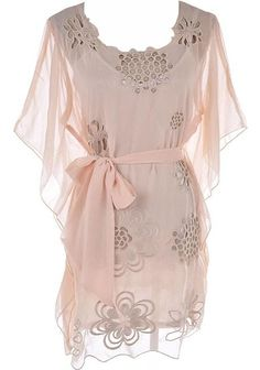 Love the color. Love the lace. Love this dress!!