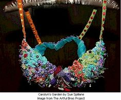 Beautiful Bras for Breast Cancer