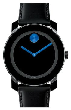 Movado Large Bold Watch, Can't be wrong!