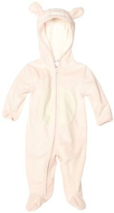 Vitamins Baby Baby-Girls Newborn Bunny Superplush Hooded Coverall, Amazon Gold Box Deal through 2/22/2012, (list price: $36) Deal Price: $19.13. For more deals, follow pinterest.com/pinazon.