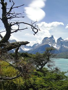 Torres del Paine , Chile