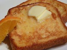 Lion House Orange French Toast