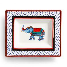 elephants, gift, decor plate, happi eleph, wonder, decorative plates, homes, decorative accents, eleph plate