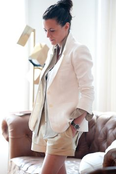 my style - neutrals at its best // rolled up #garance doré // summer style