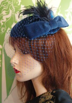 beauti hat, vintag hat, vintage hats, feather