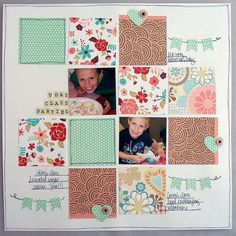 VDay Class Parties by Tessa Buys, via Flickr