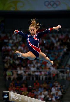 Shawn Johnson - 2008 Olympics