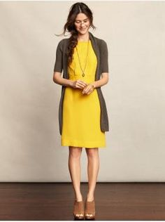 #Banana Republic banana yellow