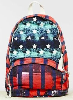 This would never leave my side #backpack #stars